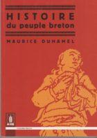 histoire du peuple breton M Duhamel couverture