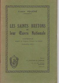 les saints bretons YF