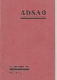 revue adsao