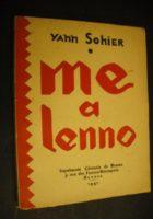 ME A LENNO de Yann Sohier